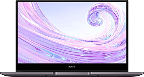 HUAWEI MateBook D 14 Zoll Laptop, FullView 1080p FullHD Ultrabook,10th Gen Intel...