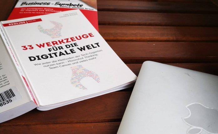 33 Werkzeuge fuer die digitale Welt - Transformation - digitaler Wandel - Buch - Fachliteratur