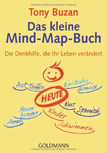 Das kleine Mind-Map-Buch - Tony Buzan