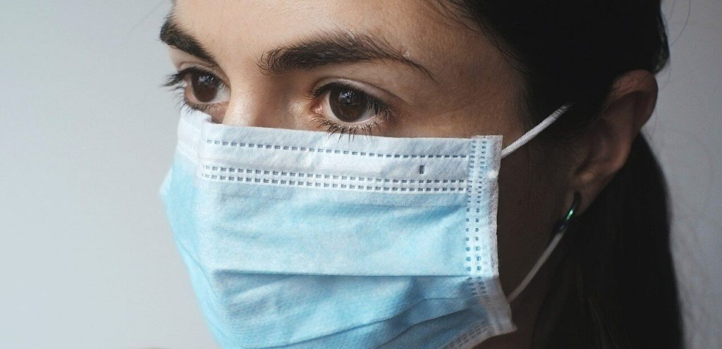 Einwegmasken Coronavirus Maskenpflicht
