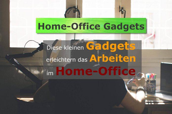 Home-Office-Gadgets - Gadgets für das Arbeiten im Home-Office