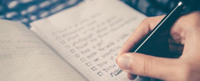 Linkbuilding - Backilinks mit Checklisten aufbauen