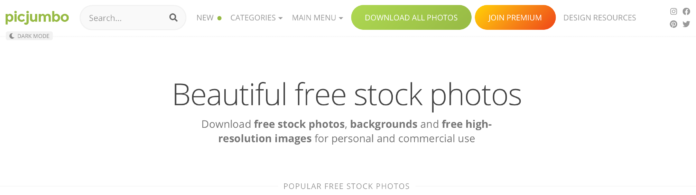 PicJumbo - Stockfotos - Stockphoto - Stock-Photo - zur kommerziellen Nutzung