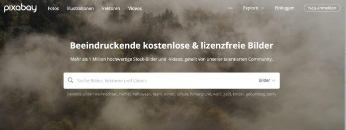 Pixabay - kostenlose Stock-Photos zur kommerziellen Nutzung